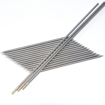 Why we supply pre-ground tungsten electrode for our clients
